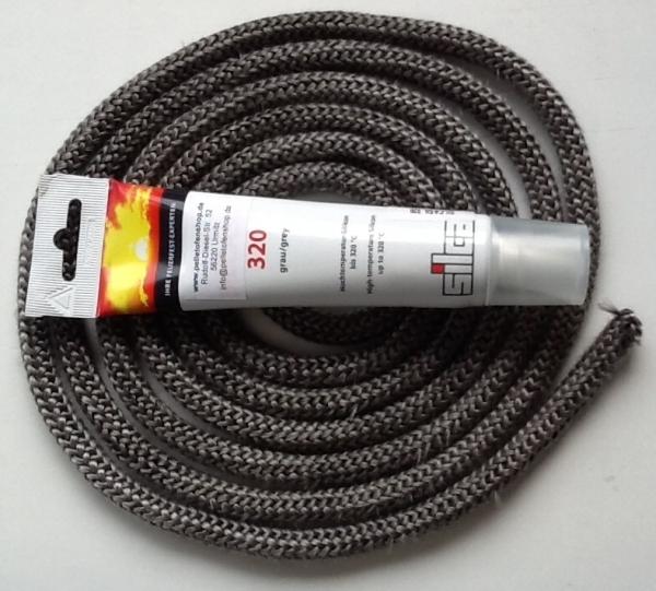 t rdichtung austauschsatz 8 mm durchmesser mazide mcz pellet fen aufblasbare. Black Bedroom Furniture Sets. Home Design Ideas