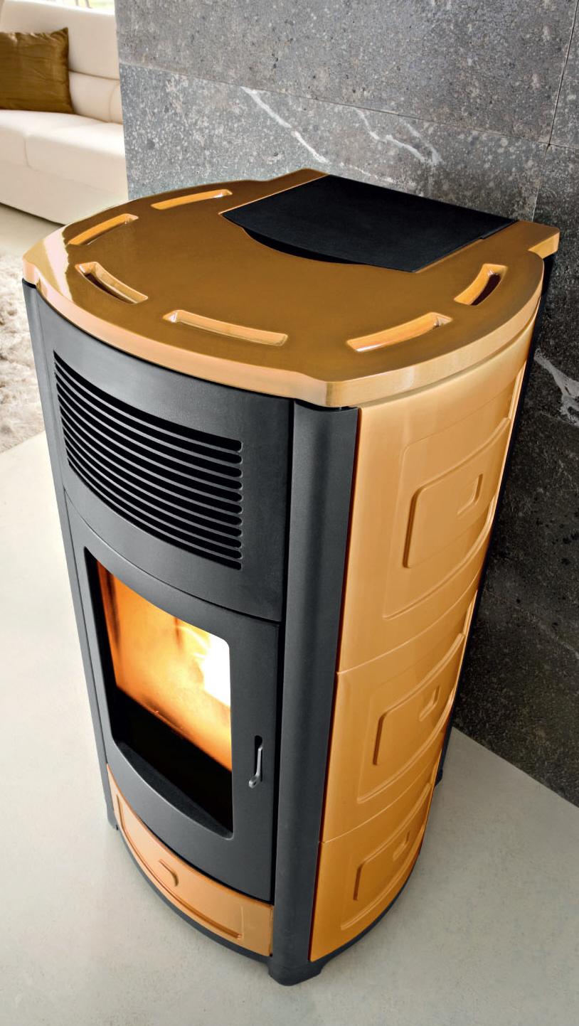 mcz pelletofen suite hydro 22kw wasser und luft inkl. Black Bedroom Furniture Sets. Home Design Ideas